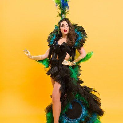 Peacock Latino