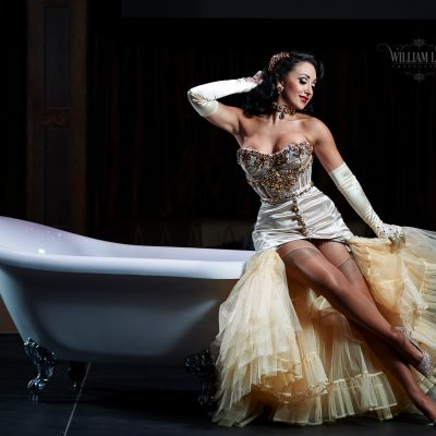 The Bathtub Burlesque
